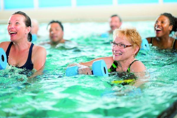 Therapeutisch zwemmen